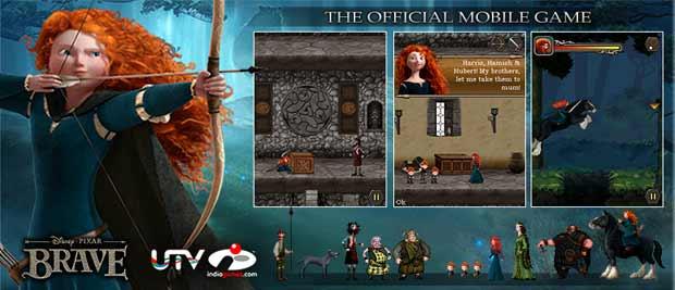 UTV Indiagames releases Brave mobile game