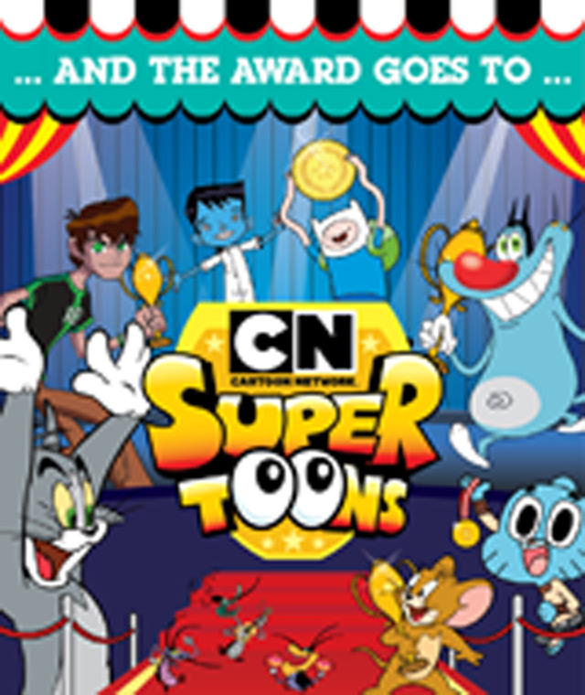 CN Announces Winners of First Ever Cartoon Network Super Toons ...