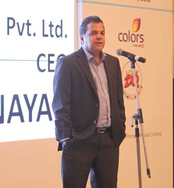 Colors' CEO, Raj Nayak talks about new show, Rising Star (AnimationXpress)