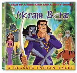 Excel to debut Greengold's Vikram Betaal on home video