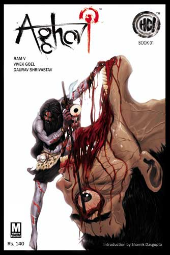 Up Close with Vivek Goel, Creator of the Aghori Series - AnimationXpress