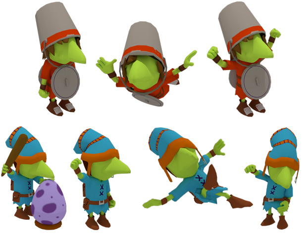 Smackall Games to release Gaming app Dragon VS Goblin 3D