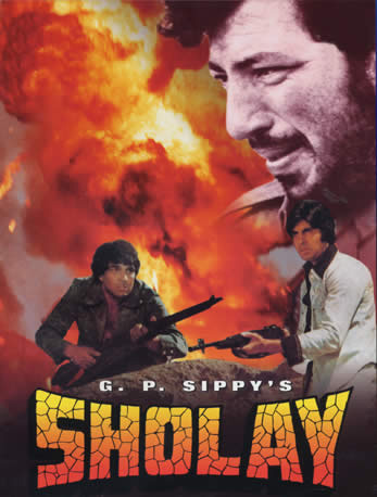 Sholay' re-releases in 3D on 15th August 2012 - AnimationXpress