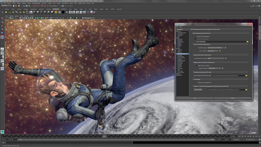 Autodesk unveiled its latest extensions for Maya 2015 and