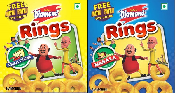 nick joins hands with yellow diamond rings to launch motu patlu