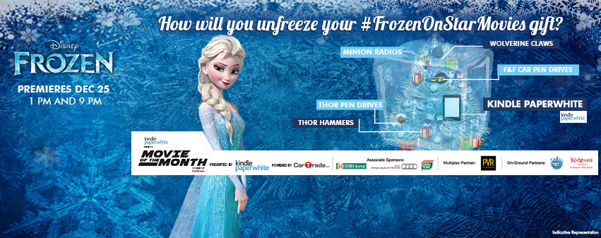 Star Movies to get you 'Frozen' this Christmas - AnimationXpress