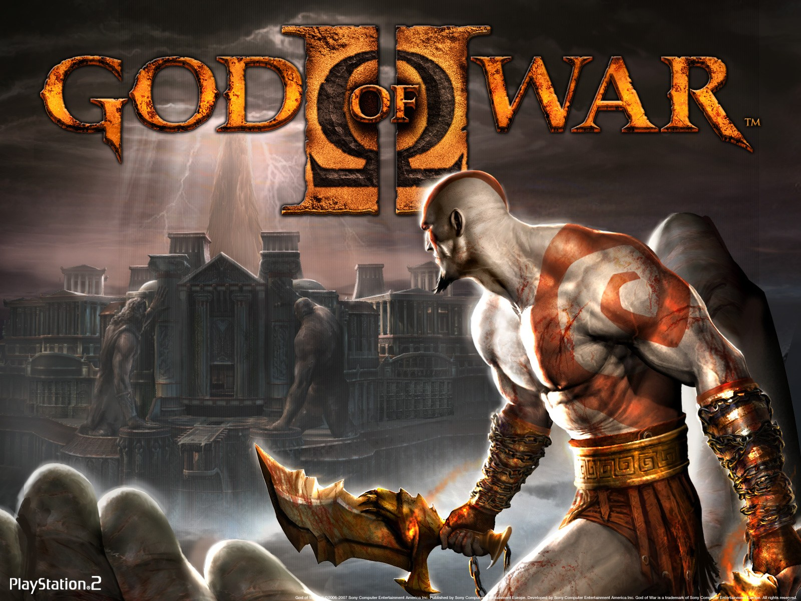 Best Order to Play the God of War Games : GodofWar