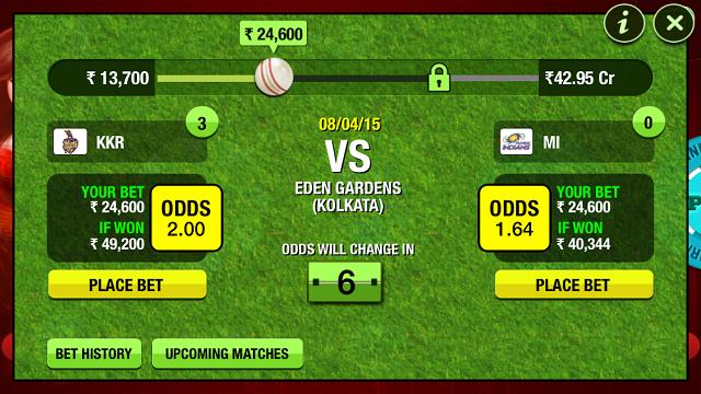 Ipl gambling online