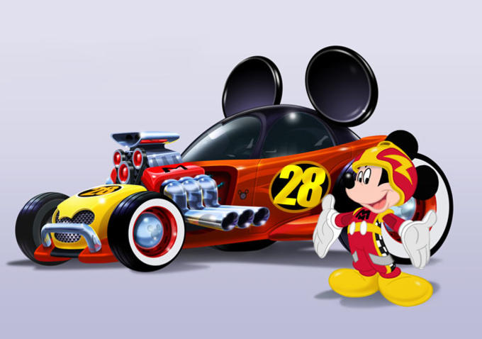 New Mickey and the Roadster Racers slated to release in ...