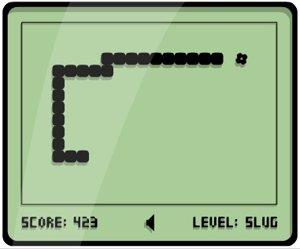 Old classic Snake gets a Original Snake Game