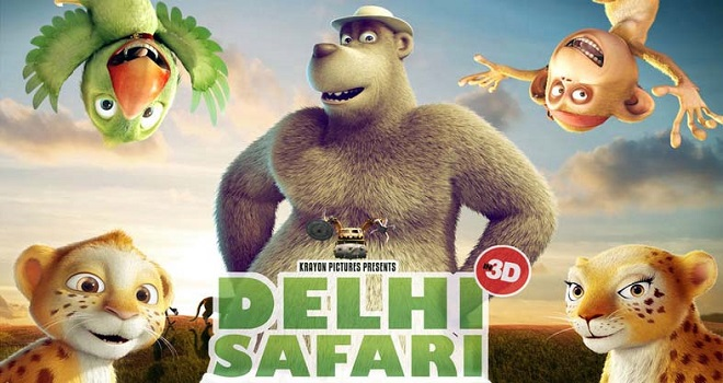 Delhi-Safari