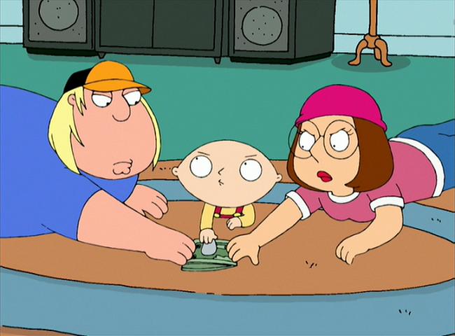 Meg,chris,stewie