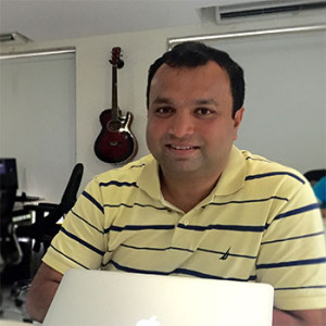 Deepak Ail