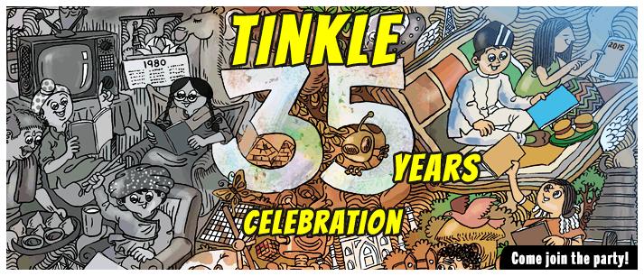 tinkle 35