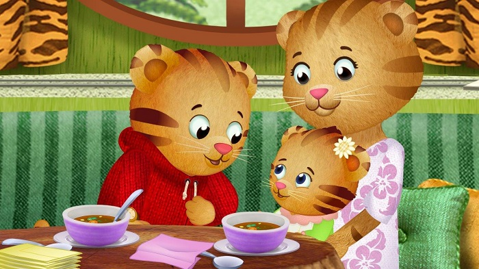 9 Story Media Group licenses Daniel Tiger's Neighbourhood