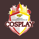 Indian Championships of Cosplay logo