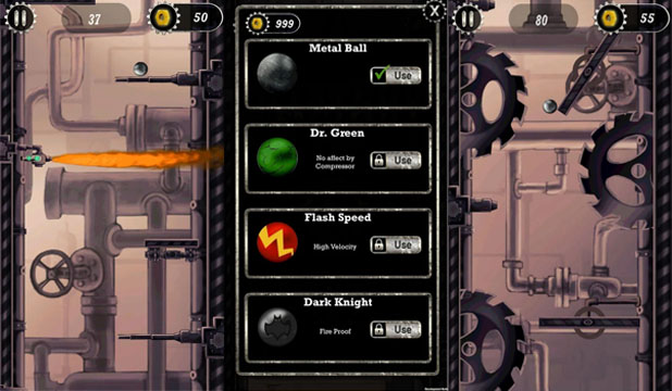 Mystery Factory game