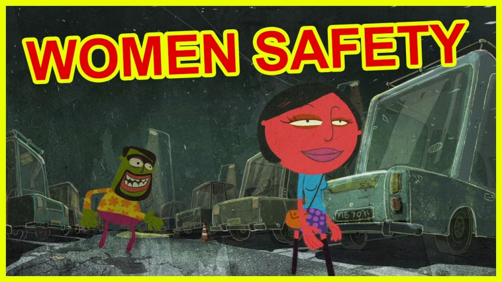 Studio Eeksaurus Women Safety