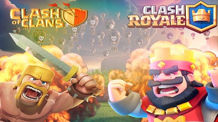 'Clash' games