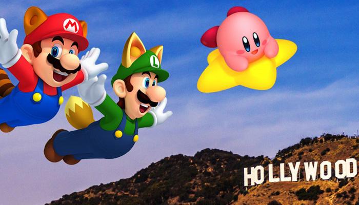 Nintendo movies
