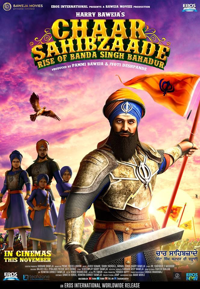 Chaar Sahibzaade 2 - Rise of Banda Bahadur