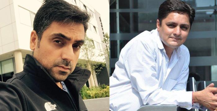 From left: Viral Thakkar, Yogesh Chagg