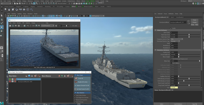 SIGGRAPH 2016 brings new Autodesk Design Animation to Customers