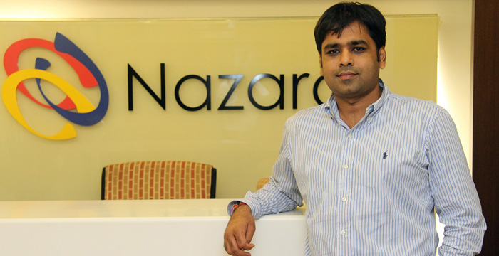 Nazara Technologies CEO Nitish Mittersain