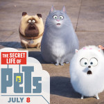 The secret life pf pets