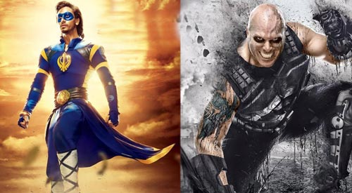A Flying Jatt Review: No superhero can save the flawed VFX in this