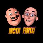Motu Patlu logo