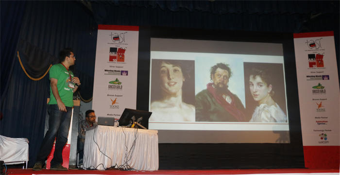 Shyam Deshpande Anifest '16