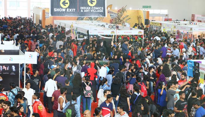Hyderabad Comic Con 2016 2