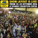 Mumbai Comic con 2016