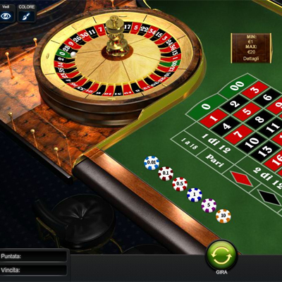 Roulette game in kolkata