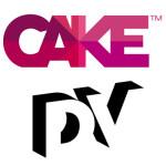 Cake Diagonal View