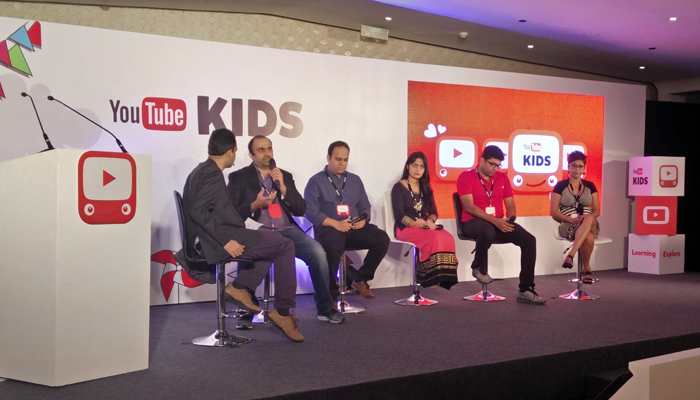 YouTube Kids App Launch