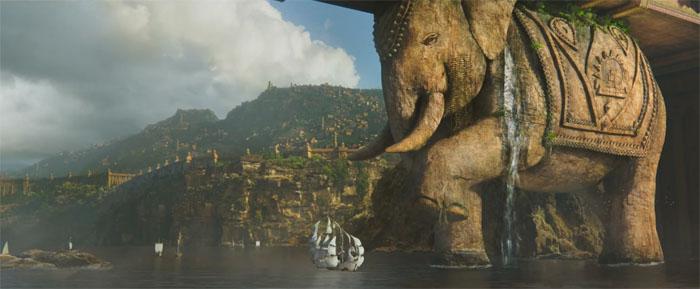 Baahubali 2 new kingdom