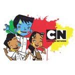 Cartoon Network Holi
