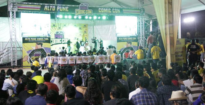 Pune Comic Con 3