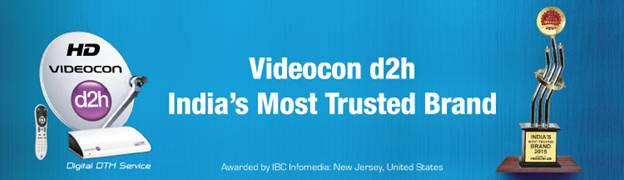 "Videocon d2h ushers a ""sunshine of happiness"" with own kids"