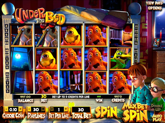 buffet casino menu Slot Machine