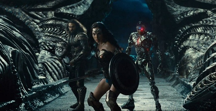 Justice League' review: VFX takes the cake in a reasonably