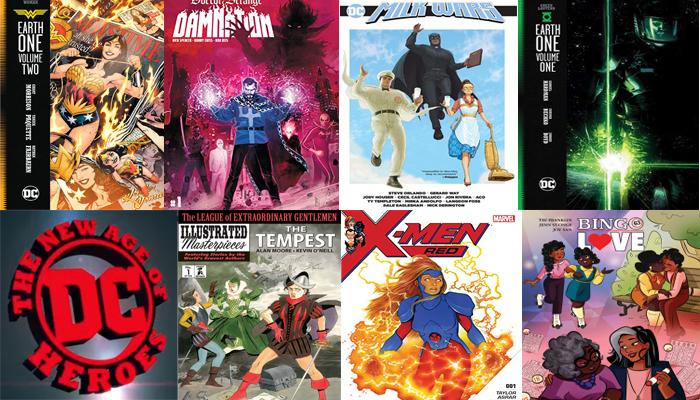 Comic Books 2018
