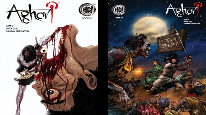 Mythology and comics: some incredible Made-In-India stories