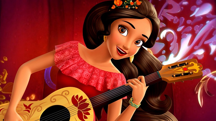 Disney's Elena Of Avalor gets a prominent voice cast