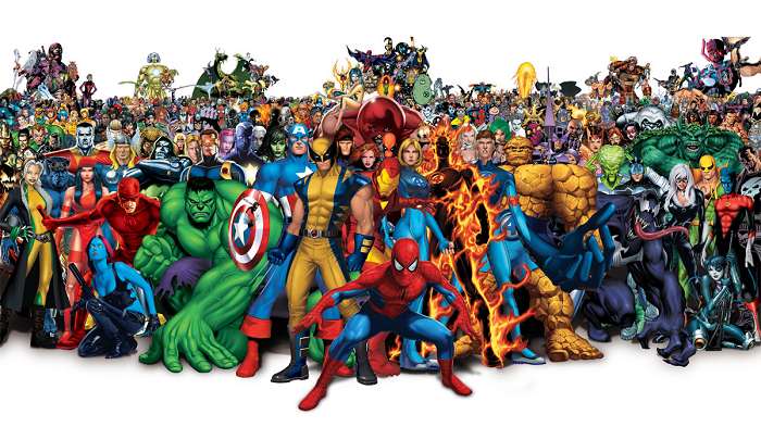 Marvel and IDW partners to develop new line of comic books