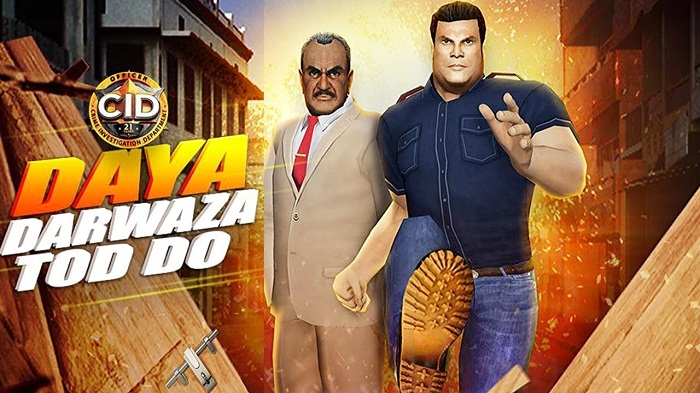 CID – Daya Darwaza Tod Do is the new game from Games2win and SPN