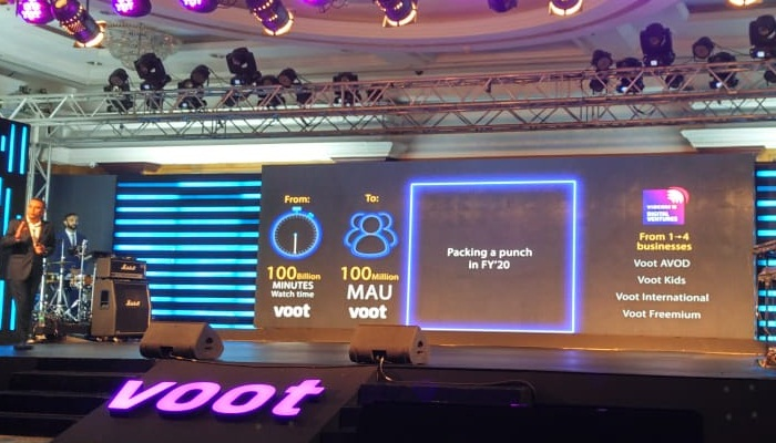 VOOT aims to reach 100 million MAUs with diverse business models