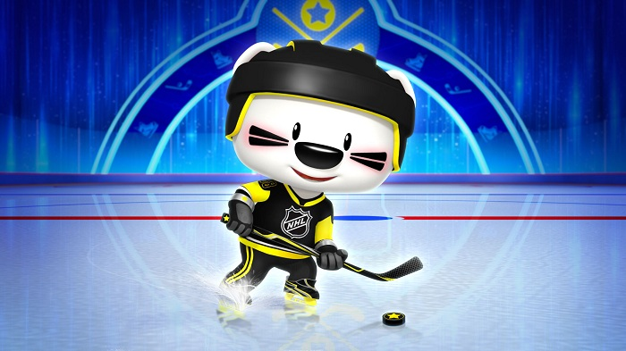 Boomi Makes History With National Hockey League In First Cg Animated Hockey Series For Kids Animationxpress